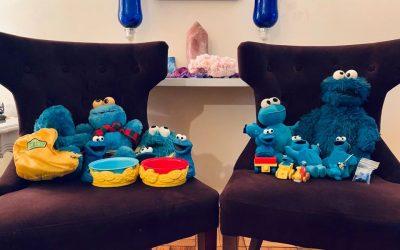 Sentimental: Cookie Monster