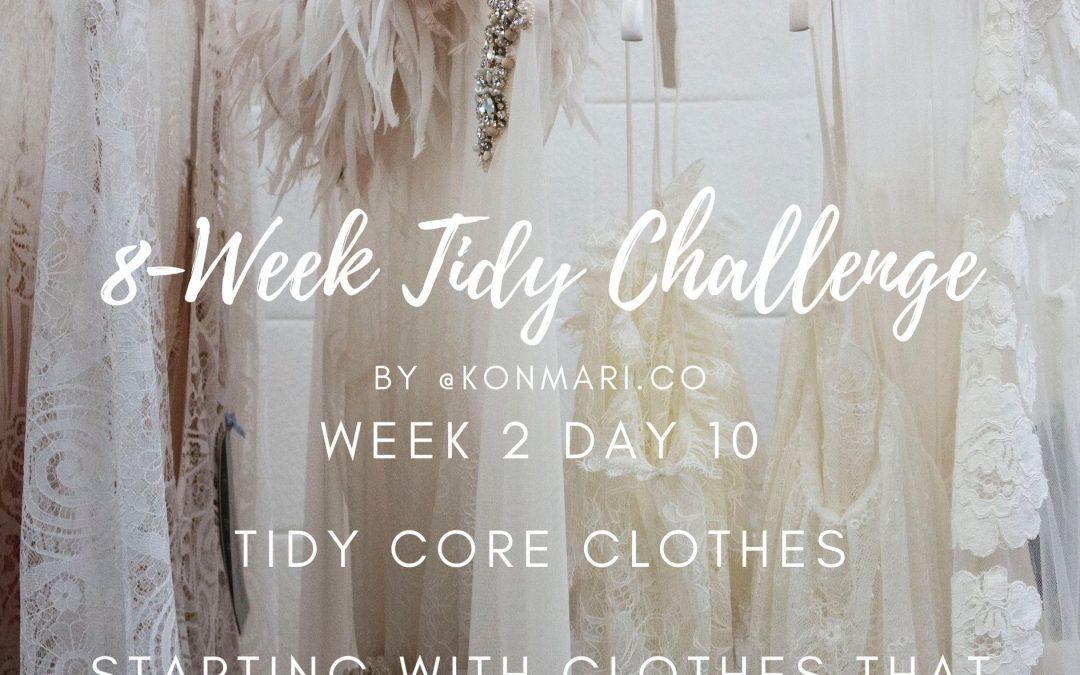 Tidy Core Clothes