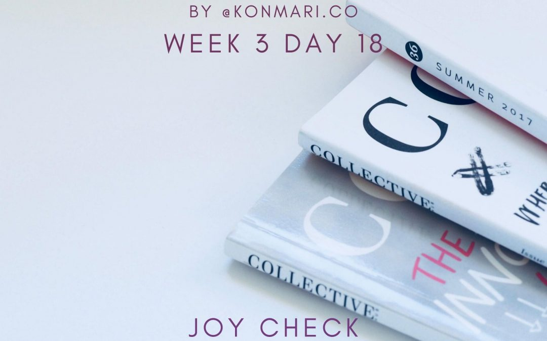 Joy Check General Books & Magazines