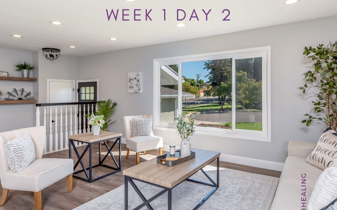 Day 2: Imagine Your Ideal Living Space
