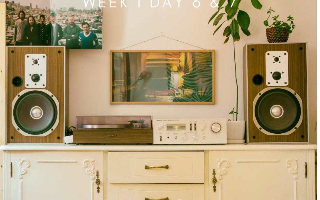 """Days 6 & 7: Take """"Before"""" Photos of Your Space"""